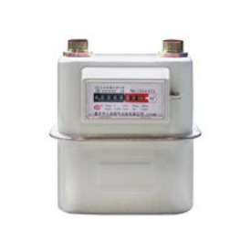 Thermal-Correction Diaphragm Gas Meter