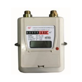 IC card prepaid diaphragm gas meter